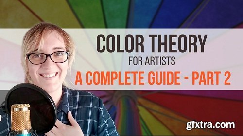 Color Theory for Artists: A Complete Beginner's Guide - Hue, Saturation and Color Harmonies!