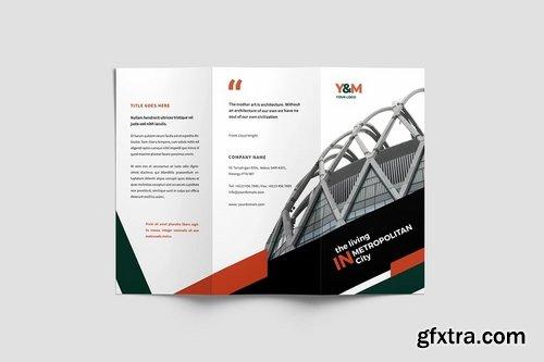 Architecture Trifold Brochure 2