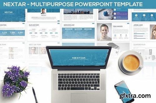 Nextar - Multipurpose Keynote Template