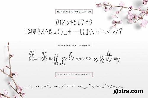 CM - Wonderland Fonts Pack & Branding Kit 2614377