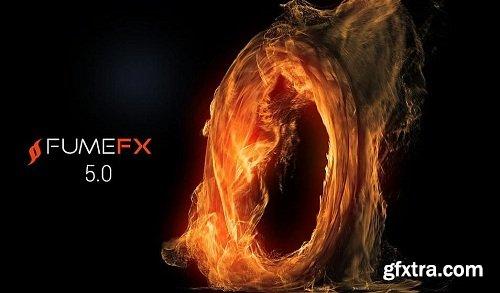 Sitni Sati FumeFX V.5.0.1 For 3Ds Max 2014-2019