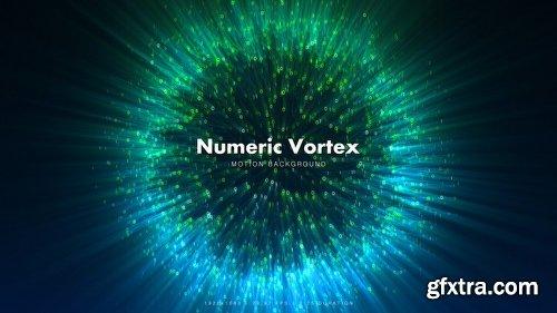 Videohive Numeric Vortex 1 9827109