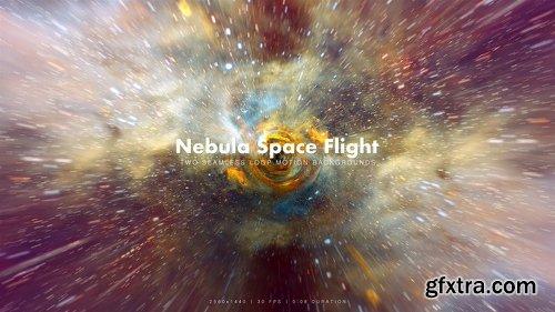 Videohive Nebula Space Flight 12 21554115