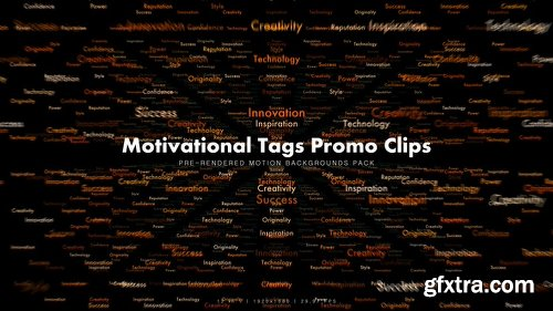 Videohive Motivational Tags Promo 9847098