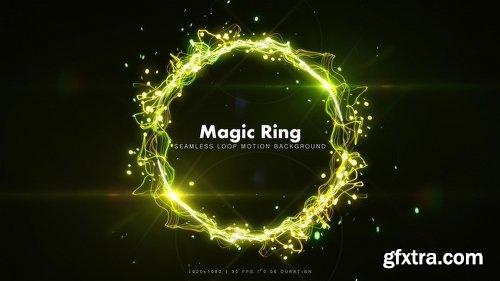 Videohive Magic Ring 3 19081370