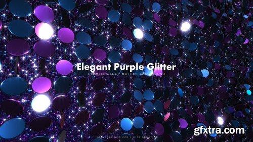 Videohive Elegant Purple Glitter 17 20941422