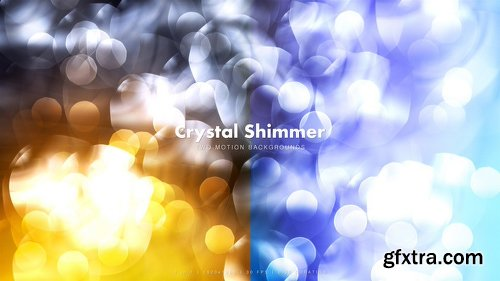 Videohive Crystal Shimmer 12430058
