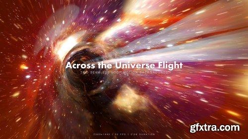 Videohive Across the Universe Flight 3 19694168