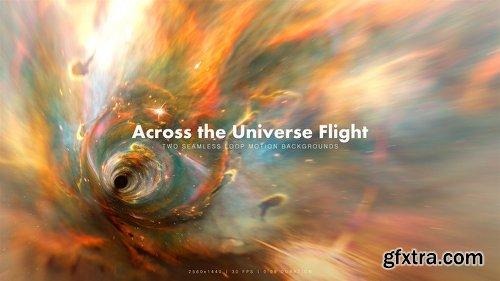 Videohive Across the Universe Flight 2 19689755