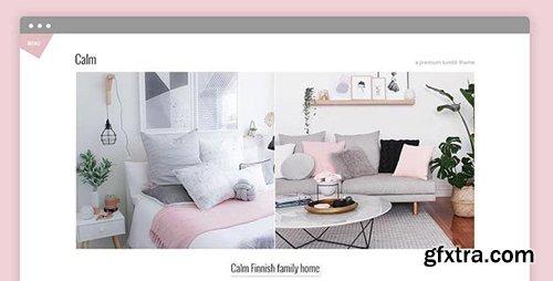 ThemeForest - Calm v1.0 - Premium Tumblr Theme - 22244510