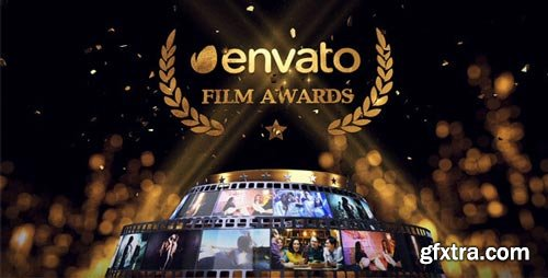 Videohive - Awards Logo - 21483431