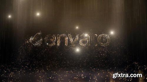 Videohive - Gold Award/Celebration Logo - 22135436