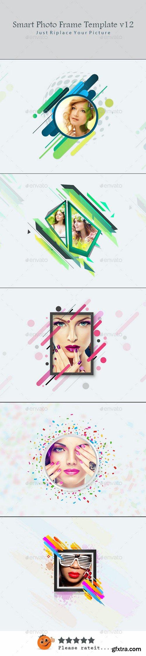 Graphicriver - 21955134 Smart Photo Frame Template V12