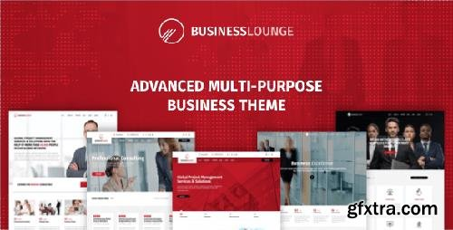 ThemeForest - Business Lounge v1.5 - Multi-Purpose Business & Consulting Theme - 20587127