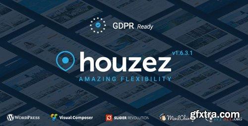ThemeForest - Houzez v1.6.3.1 - Real Estate WordPress Theme - 15752549 - NULLED