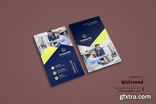 Business Card Template2