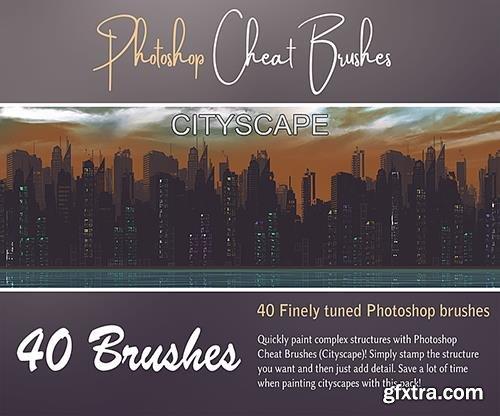 Photoshop Cheat Brushes (CityScape)