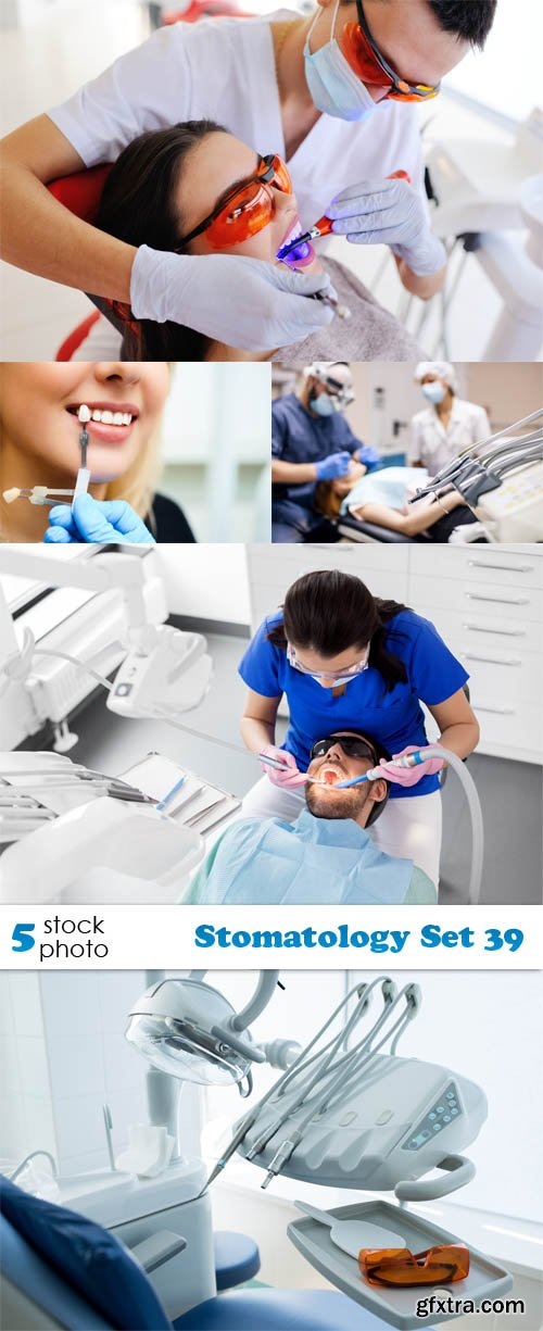 Photos - Stomatology Set 39