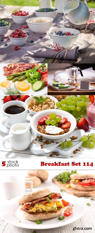 Photos - Breakfast Set 114