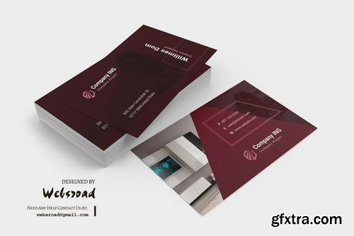 Business Card and Business Flyer Templates