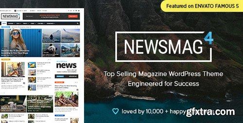 ThemeForest - Newsmag v4.5 - News Magazine Newspaper - 9512331 - NULLED