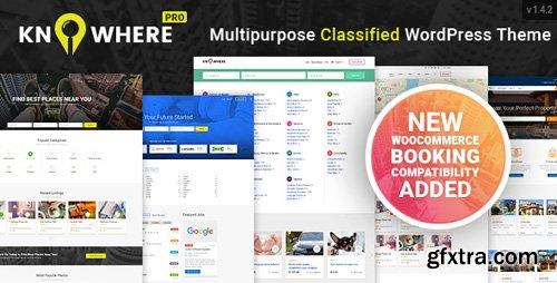 ThemeForest - Knowhere Pro v1.4.2 - WordPress Theme - 20402773