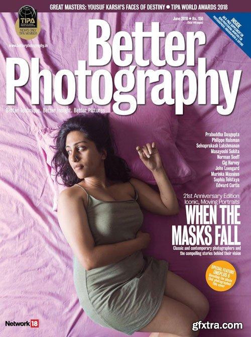 Better Photography - June 2018 (True PDF)
