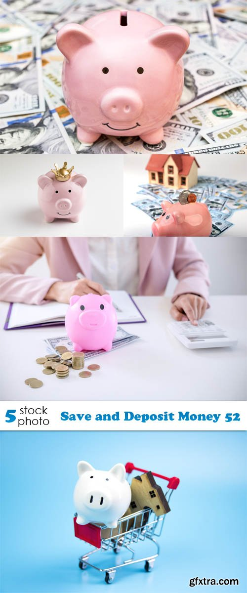 Photos - Save and Deposit Money 52