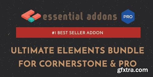 CodeCanyon - Essential Addons for Cornerstone & Pro v2.8.0 - 19232171