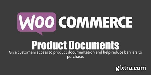 WooCommerce - Product Documents v1.8.2