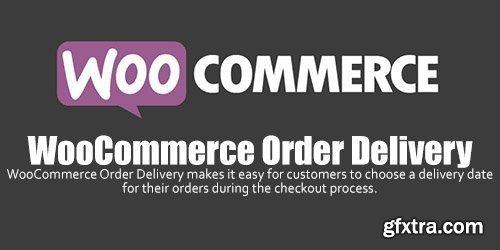 WooCommerce - Order Delivery v1.4.0