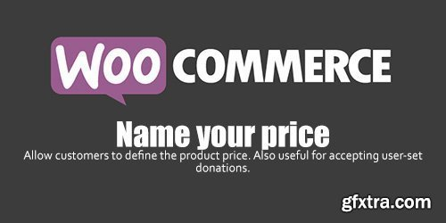 WooCommerce - Name your price v2.8.3