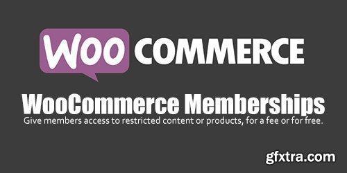 WooCommerce - Memberships v1.10.5