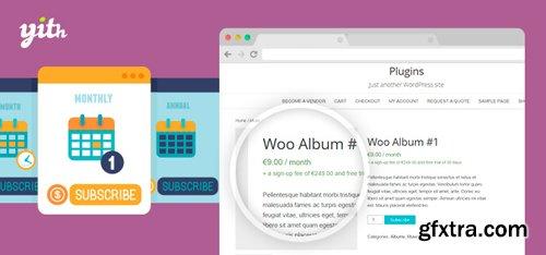 YiThemes - YITH WooCommerce Subscription v1.4.5