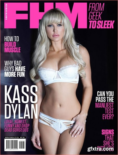 FHM South Africa - June 2018