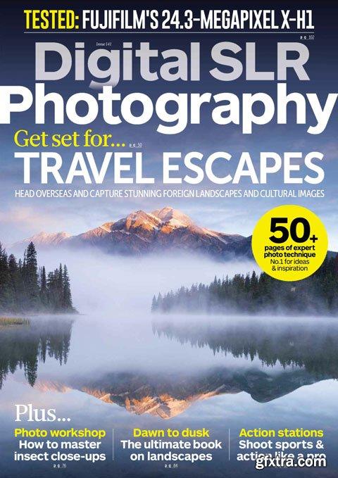 Digital SLR Photography - Issue 141 2018 (True PDF)