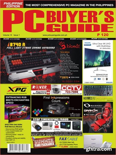PC Buyer\'s Guide - March 2018