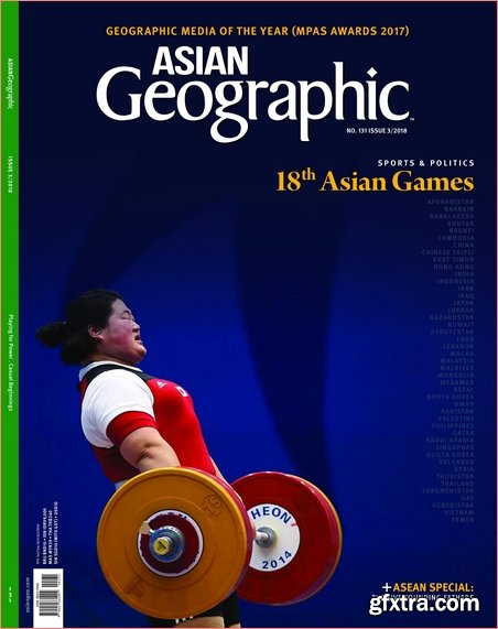 Asian Geographic - July 2018