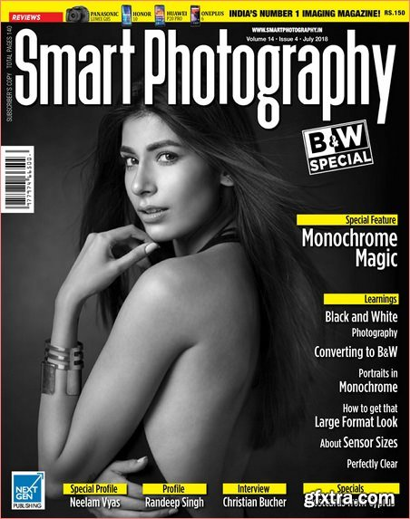 Smart Photography - August 2018