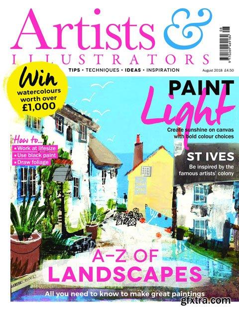 Artists & Illustrators – August 2018