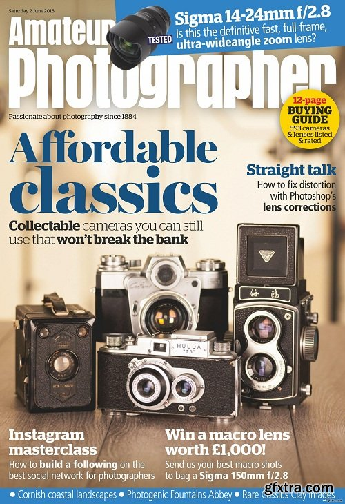 Amateur Photographer - 02 June 2018