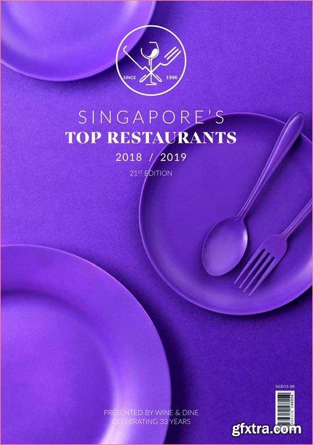 Singapore\'s Top Restaurants - June 2018
