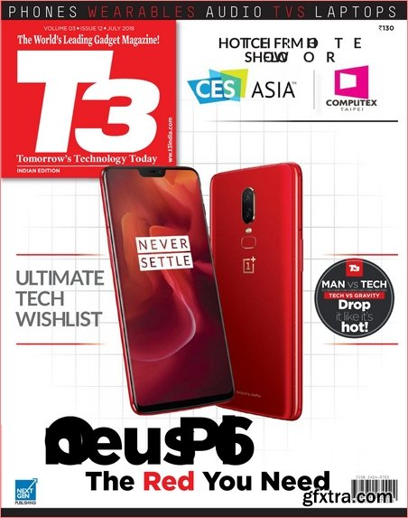T3 India - August 2018
