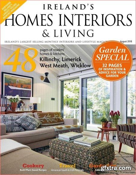 Ireland\'s Homes Interiors & Living - August 2018