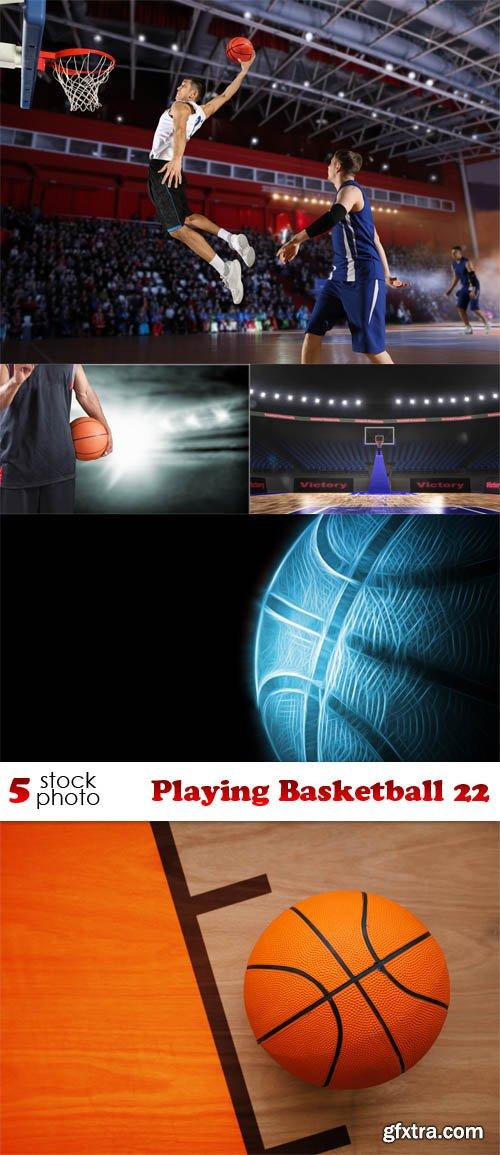 Photos - Playing Basketball 22