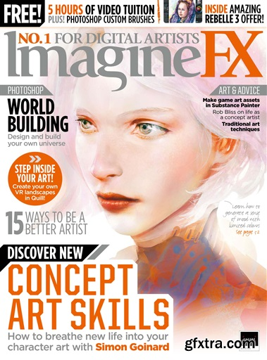 ImagineFX - September 2018