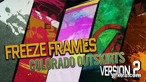 Videohive - Freeze Frames: Colorado Outskirts V2 - 12308026