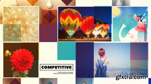 Videohive 3D Abstract Cube Display 21831977