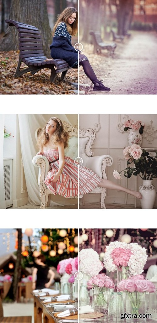 Photonify - Pastel Collection Lightroom Presets