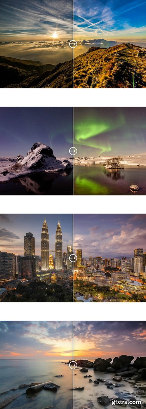 Photonify - HDR Collection Lightroom Presets